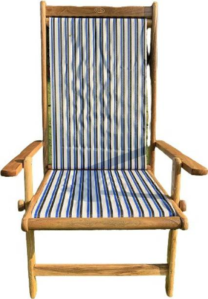 ROYAL BHARAT Solid Wood Outdoor Chair