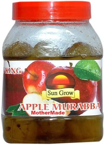 Sun Grow Apple Murabba 1Kg Apple Murabba