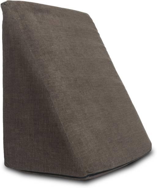 Wakefit Pillow Wedge, Memory Foam Solid Orthopaedic Pillow Pack of 1