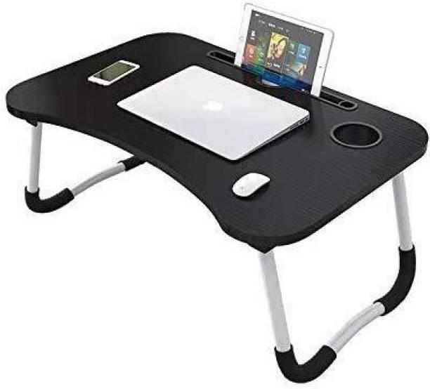 Sahajanand LAPTOP TABLE Wood Portable Laptop Table