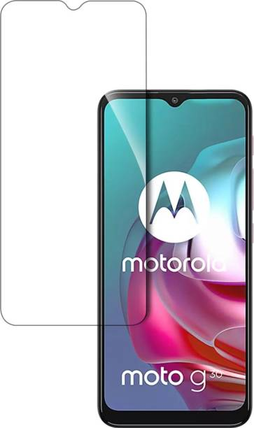 Pannu Tempered Glass Guard for Moto G30