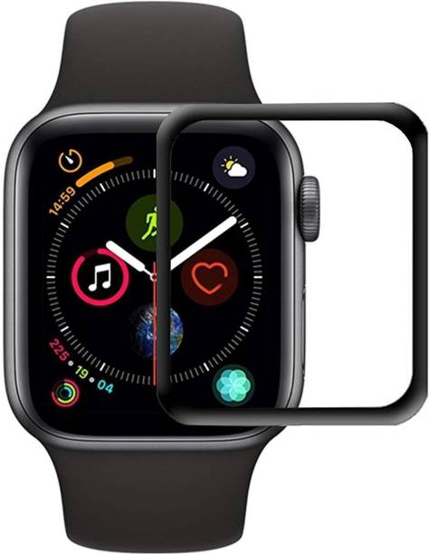 Pishon Tempered Glass Guard for Apple Watch 44mm Series 4, Apple Watch 44mm Series 5, Apple Watch 44mm Series 6