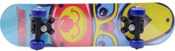 S.V.Enterprises Skate board 4.32 inch x 6 inch Skateboard 4.32 inch x 6 inch Skateboard