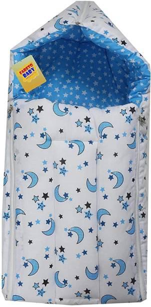 Fareto New Born Baby Daily Essentail Bedding Set(0-6 Months) Sleeping Bag