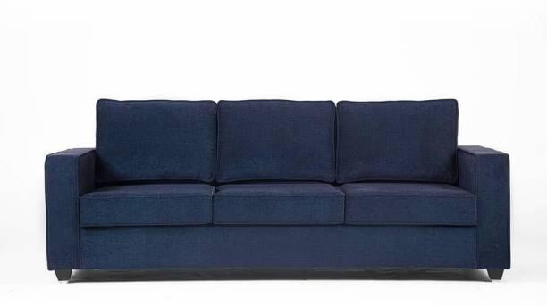 Wakefit Napper Sofa Fabric 3 Seater  Sofa