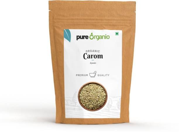 Pure Organio organic whole carom