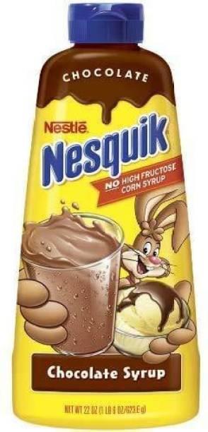 Nestle Nesquik Chocolate Syrup ,623.6g Chocolate