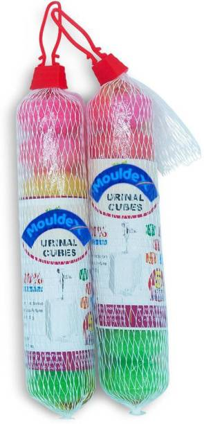 mouldex Sanitary Urinal Cubes Regular Block Toilet Cleaner