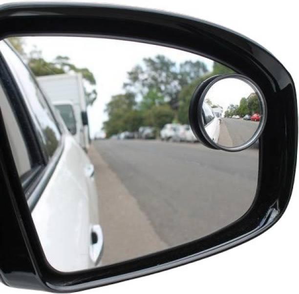 ZeeKart Manual Blind Spot Mirror For Volkswagen, Mahindra, Suzuki, Jaguar, Hyundai, Maruti Suzuki WagonR, Omni, Swift Dzire