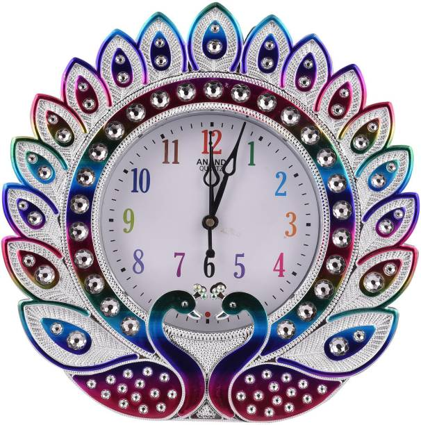 MAXWIN Analog 26 cm X 26 cm Wall Clock