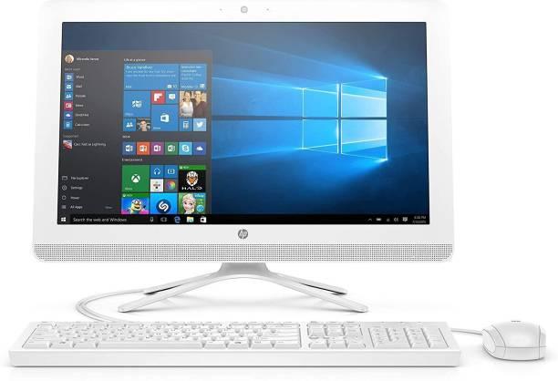 HP All-in-One - 22 Core i3 (7th Gen) (4 GB DDR4/1 TB/Windows 10 Home/21.5 Inch Screen/22-b412in)