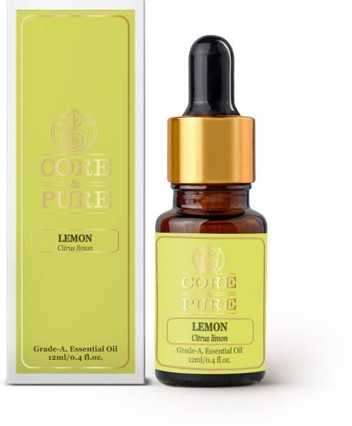 CORE & PURE Lemon Grade-A, Essential Oil