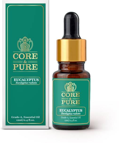 CORE & PURE Eucalyptus Grade-A, Essential Oil