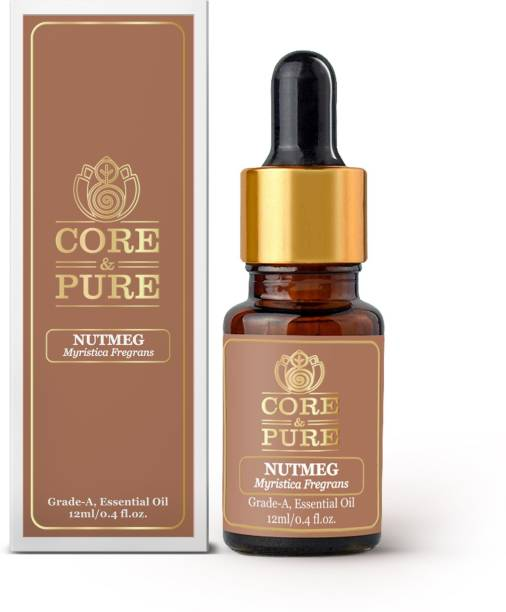 CORE & PURE Nutmeg Grade-A, Essential Oil