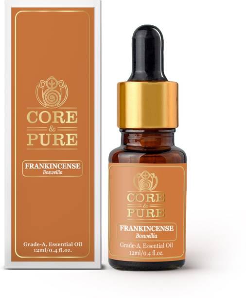 CORE & PURE Frankincense Grade-A, Essential Oil