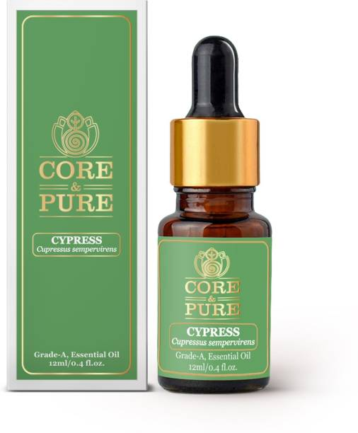 CORE & PURE Cypress Grade-A, Essential Oil