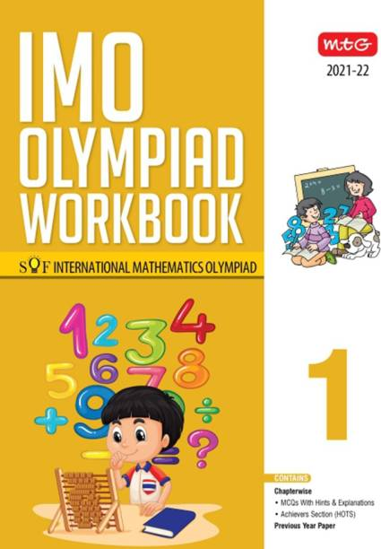 International Mathematics Olympiad Work Book -Class 1