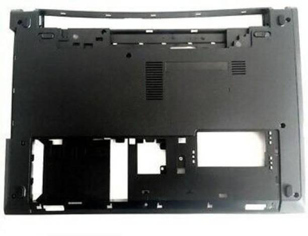 EWAK Compatible Laptop Bottom Base Case Cover for Inspiron 3442 Series (Black) Laptop Bottom Base Cover Lower Case Cabinet