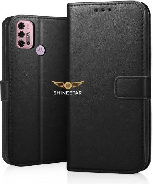 SHINESTAR. Back Cover for Motorola Moto G30