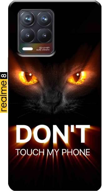 RDcon Back Cover for Realme 8