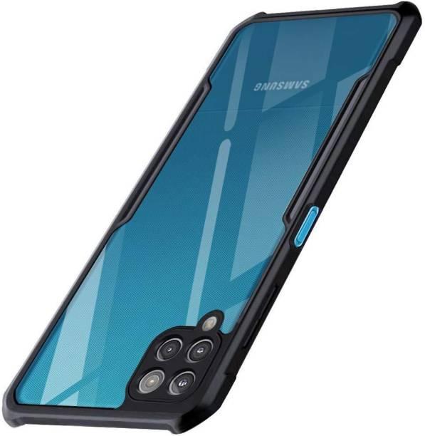 Micvir Back Cover for Samsung Galaxy M12, Samsung Galaxy A12, Samsung Galaxy F12