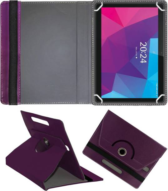 Fastway Flip Cover for LAVA Magnum XL 10.1 inch with Wi-Fi+4G Tablet