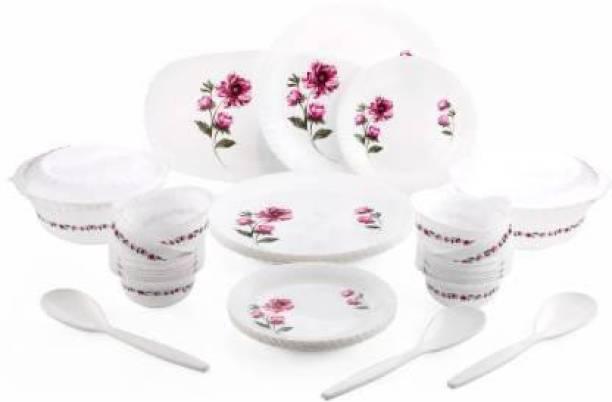 Sunhet enterprise Pack of 36 Plastic Dinner Set