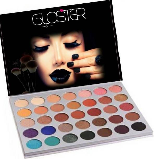 Gloster Eyeshadow Palette 35 Colors 70 g (Multicolor) 70 g