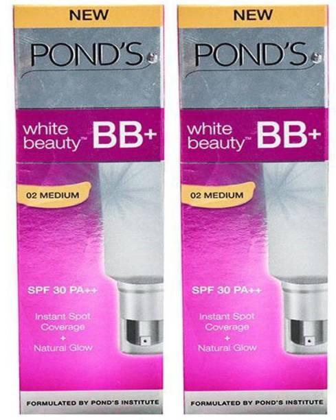 PONDS White Beauty BB+ 02 Medium SPF 30 PA++ 2X18g