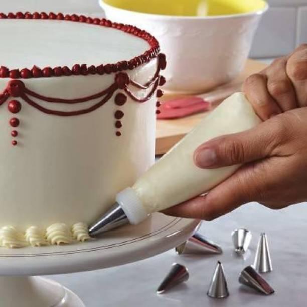 LEON WESTGATE Cake Decoration Icing Set