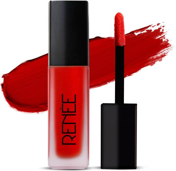 Renee CHECK MATTE Rise of Red