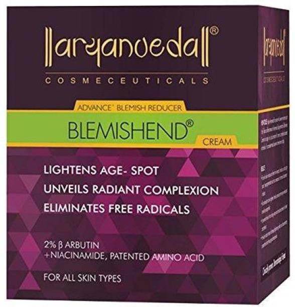 Aryanveda Herbals Blemishend cream