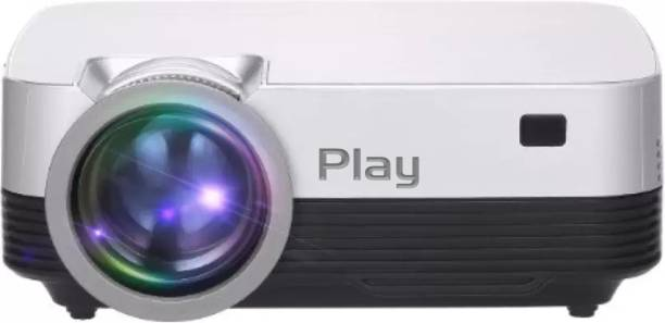 PLAY Latest MP-05 Touch Interface Full HD 1080P , USB, HDMI, AV, VGA, TV Stick Home Theater Portable Projector