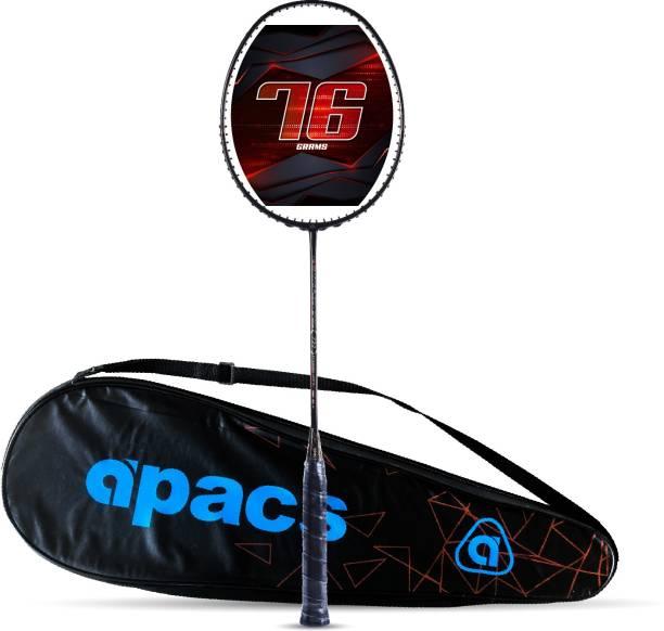 apacs Nano Fusion Speed 722 (76g, 30LBS) Multicolor Unstrung Badminton Racquet