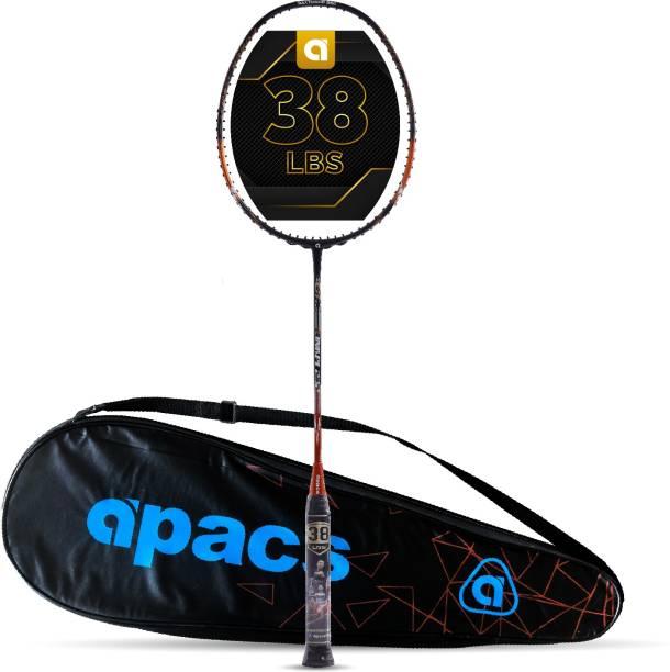 apacs Finapi 232 Orange Unstrung Badminton Racquet