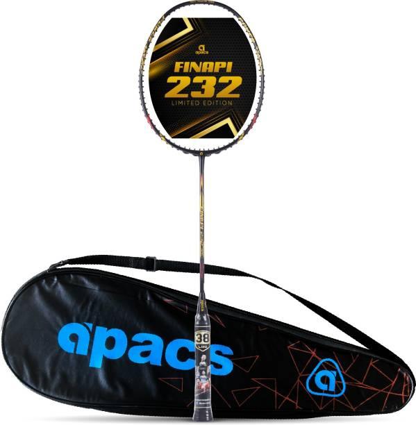 apacs Finapi 232 Limited Edition Multicolor Unstrung Badminton Racquet