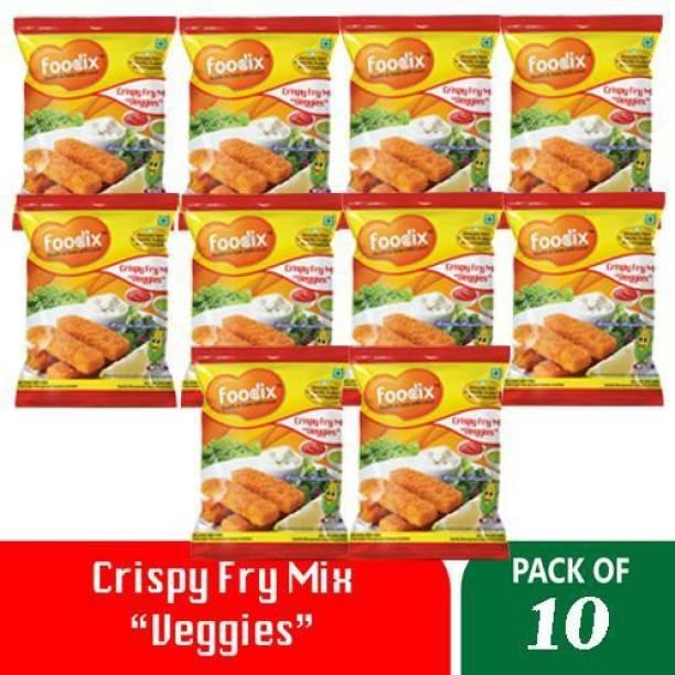 Foodix Crispy Fry Mix Veggies 600 g