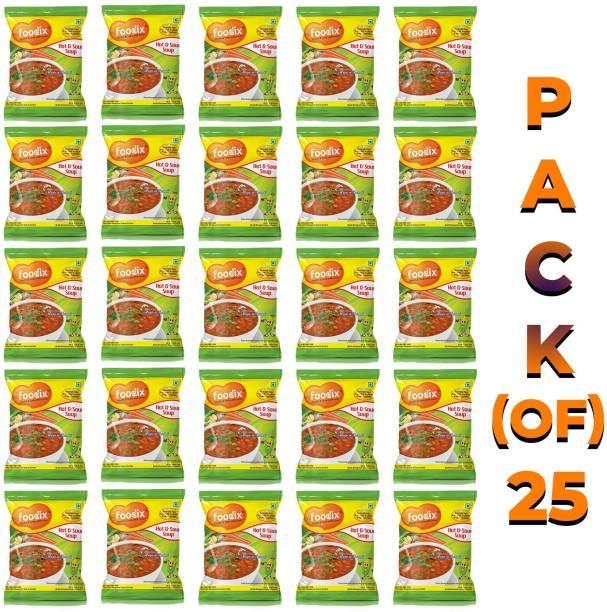 Foodix Hot & Sour Soup Mix 300 g