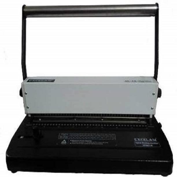 verena Excelam Spiro 40 Manual Ring Binder Machine Manual Ring Binder