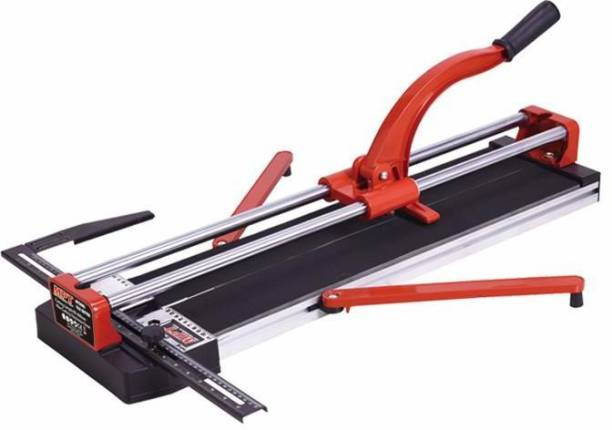 MPT MTC603 Professional Tile Cutter machine with cutting length 40-600MM & Max cutting thickness 13MM ,RED Manual Cutter