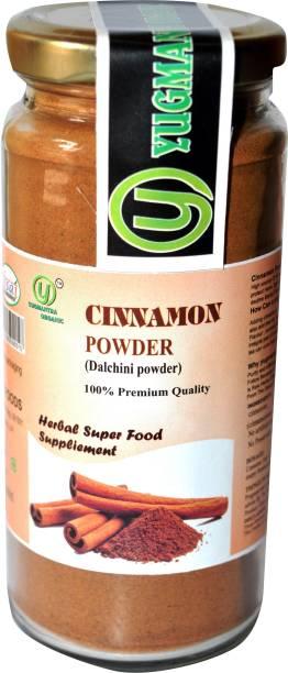 YUGMANTRA ORGANIC Organic Pure Cinnamon Powder