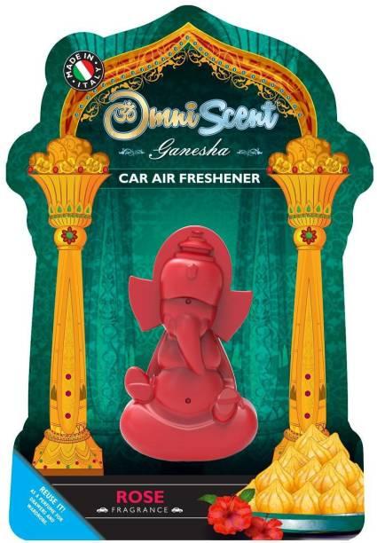 Omniscent Rose Car Freshener