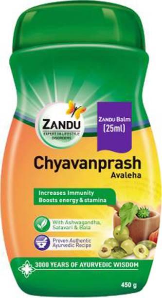 Zandu Chyavanprash Avaleha