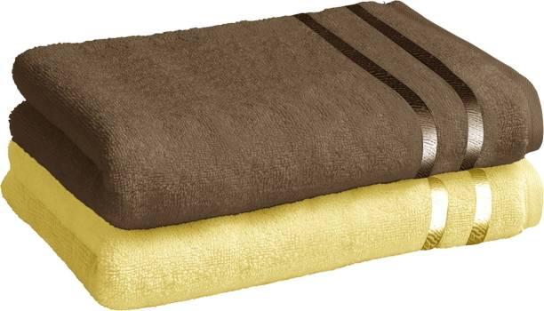Story@home Terry Cotton 450 GSM Bath Towel Set