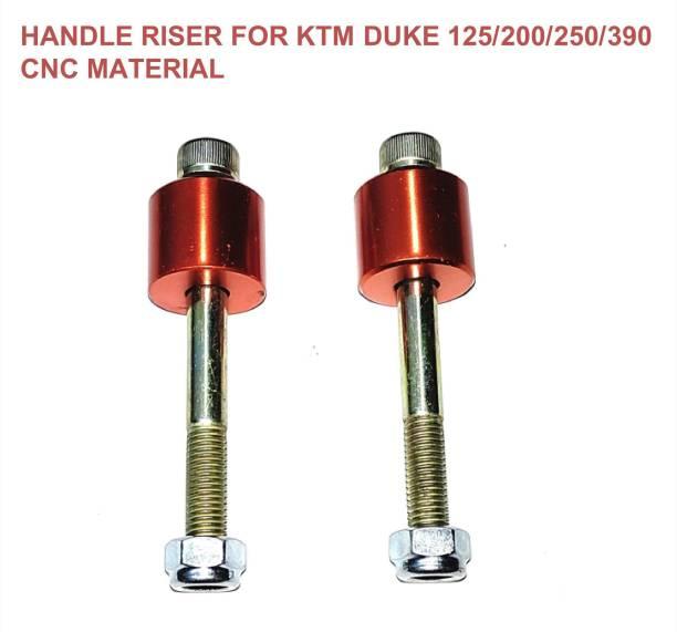 imad HANDLE HEIGHT RISER FOR KTM DUKE 125/200/250/390 Handlebar Hand Guard