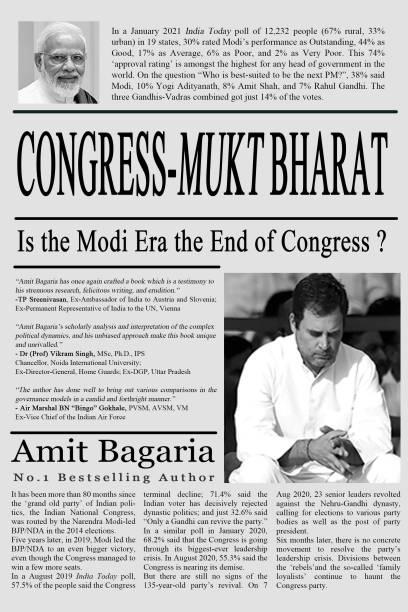 Congress-Mukt Bharat : Is the Modi Era the End of Congress ?