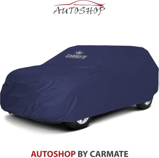 AutoShop Car Cover For Tata Harrier (Without Mirror Pockets)