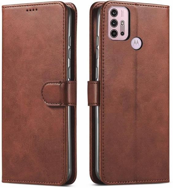 GoldKart Back Cover for Motorola Moto G30