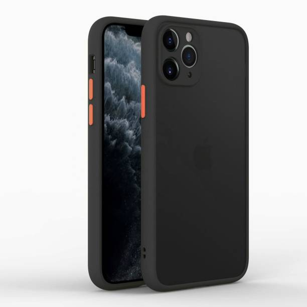 Mast Kalandar Back Cover for Apple iphone 11 Pro Full Camera Protection Smoke Case Translucent Matte Finish Cover