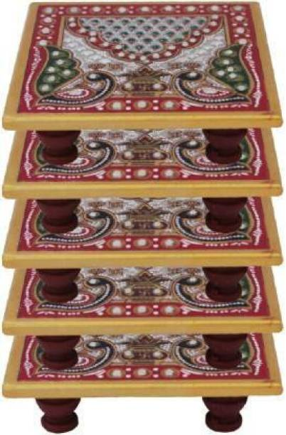 galcrafts galcrafts Marble All Purpose Chowki